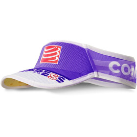 Compressport UltraLight Visor Fluo Purple